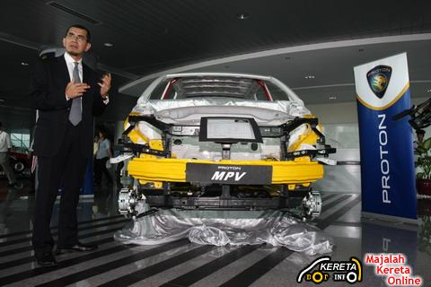 Proton Exora Mpv Preview Name Of Malaysias First Mpv From