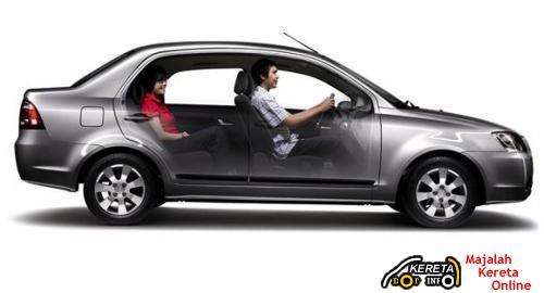 PROTON NEW SAGA BLM & PERSONA CAMPRO IAFM TEST DRIVE REVIEW 1