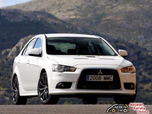 ralliart front
