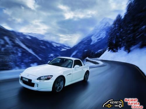 S2000 front view