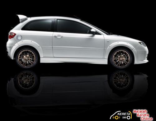 satria neo cps side view