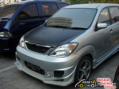 toyota avanza modified picture