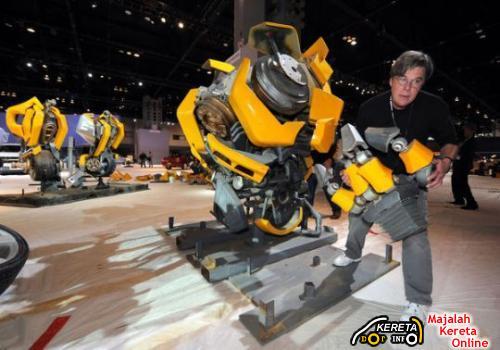 Transformers 2 Bumblebee 2