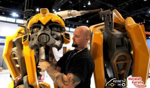 Transformers 2 Bumblebee 5