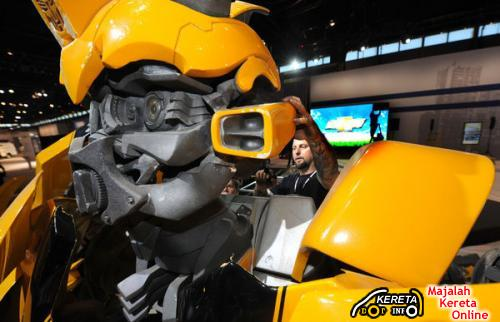 Transformers 2 Bumblebee 6