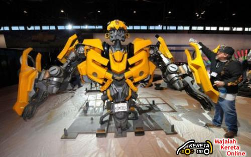 Transformers 2 Bumblebee 8