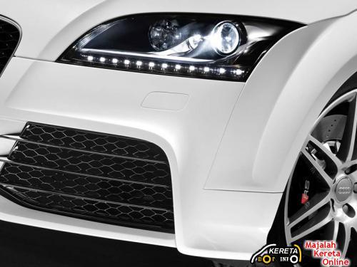 AUDI TT RS REAR LIGHTS