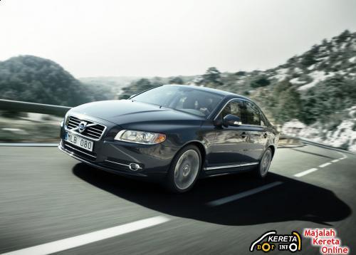 2010 Volvo S80 fronts