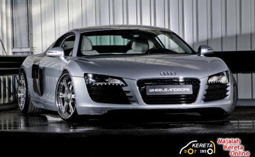 Audi R8 Wheelsandmore front