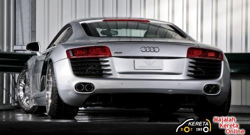 Audi R8 Wheelsandmore Rear