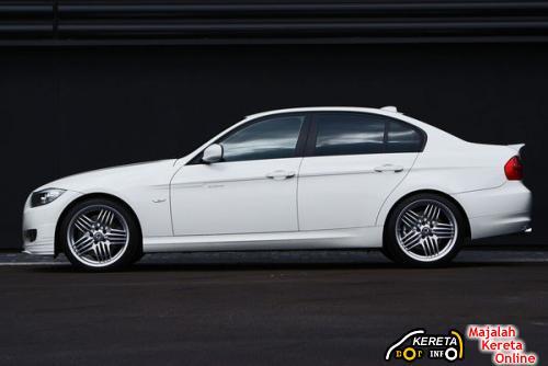 BMW Aplina D3 Bi Turbo 1