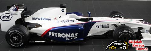 BMW F1 Team Chassis