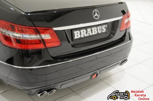 Brabus w212 rear lght