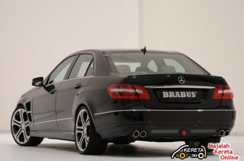 Brabus w212 rear