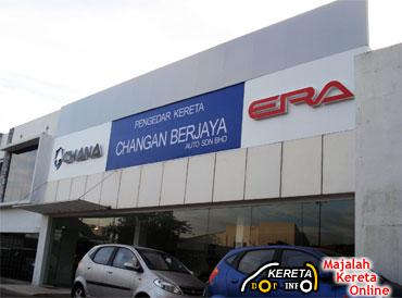 contact changan berjaya malaysia for chana era showroom sales agent