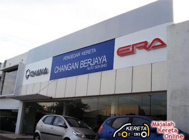 CONTACT CHANGAN BERJAYA MALAYSIA FOR CHANA ERA SHOWROOM & SALES AGENT