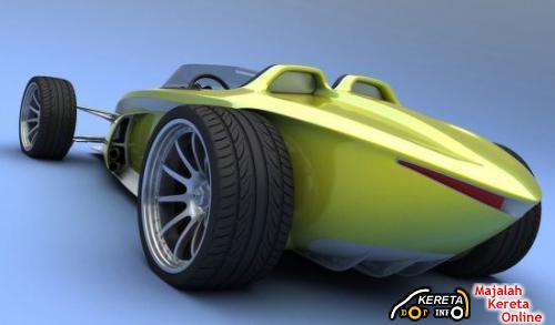 Delithium green rear 2