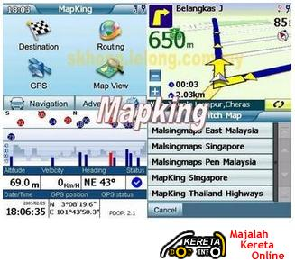 GPS - GLOBAL POSITIONING SYSTEM FOR CAR NAVIGATION SPECIFICATION