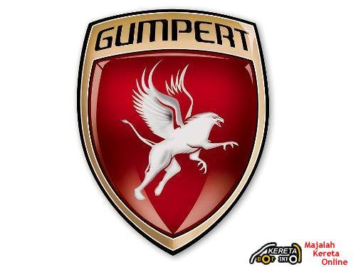 Gumpert Logo Banner