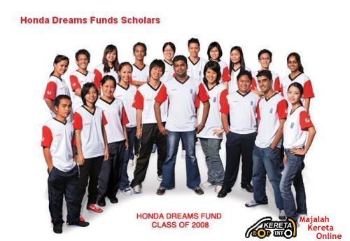 Honda Dream Fund 1