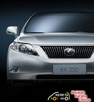 LEXUS MALAYSIA SELL LEXUS RX350 LUXURY SUV