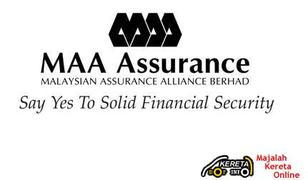 MALAYSIAN Assurance Alliance Bhd (MAA Assurance) CONFIDENT ON THEIR NEW SUPER FORTUNE PLAN