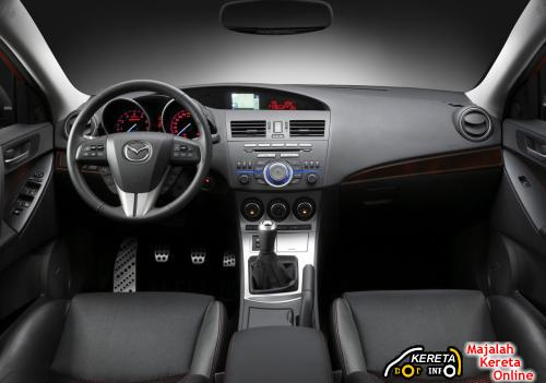 Mazdaspeed MPS Dashboard