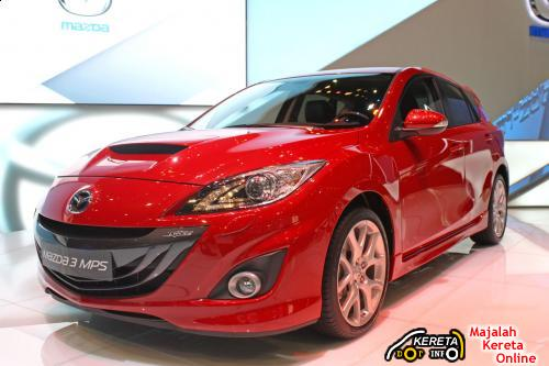 Mazdaspeed MPS Geneva