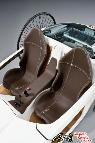 mercedes benz f-cell roadster concept seats