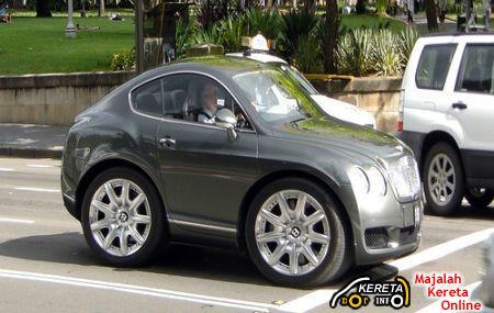 Mini Bentley