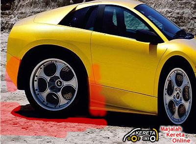 mini sportscar photoshop 4