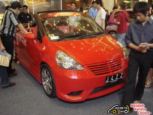 modified honda jazz custom extreme modification jazz cc convertible