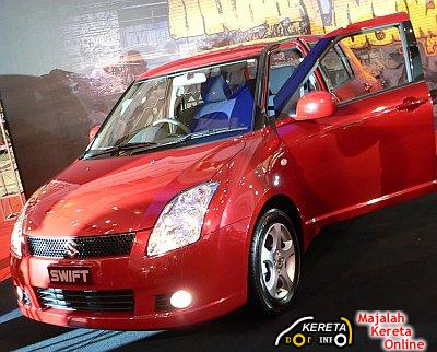 NEW SWIFT - ENHANCED SUZUKI SWIFT SPECIFICATION