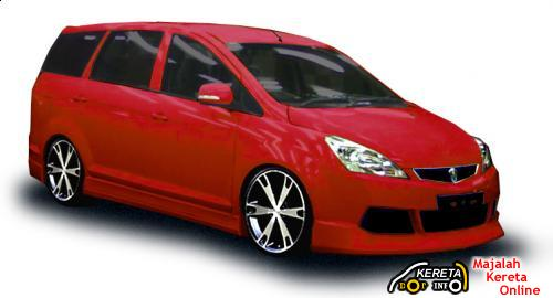 Featured Images of proton exora modified :