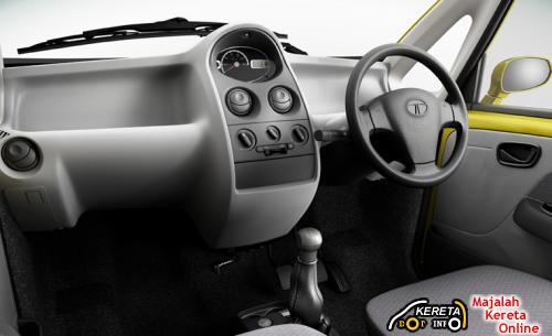 Tata Nano Dashboard