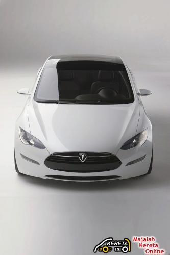 Tesla Model S Front Hood