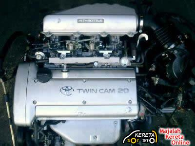 Toyota 4age silvertop