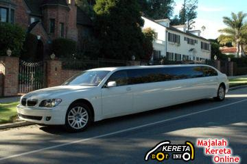 Wedding Car 2 - BMW LIMO