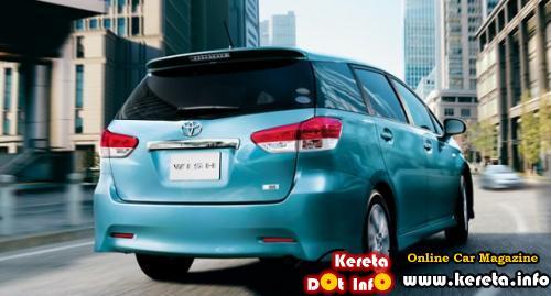 2009 Toyota Wish 2