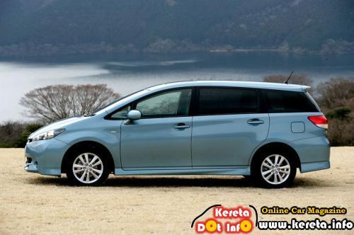 2009 Toyota Wish 7