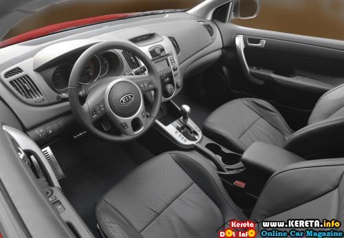 2010 Kia Forte Koup Steering