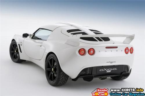 2010 Lotus Exige Rears