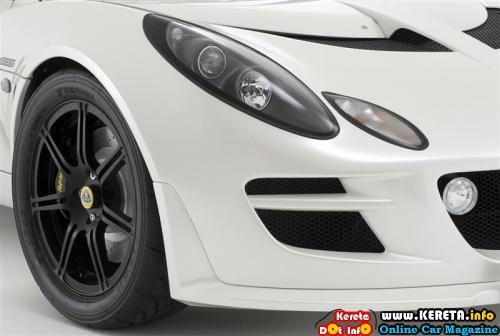 2010 Lotus Exige Wheels
