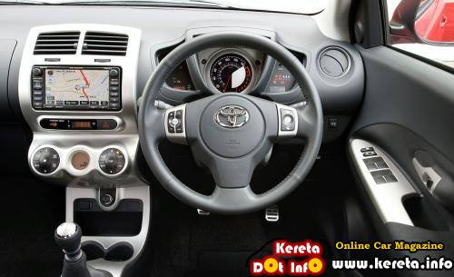 2010 Toyota Urban Cruiser Steering