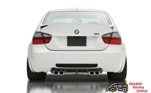 BMW E90 M3 VORSTEINER 4