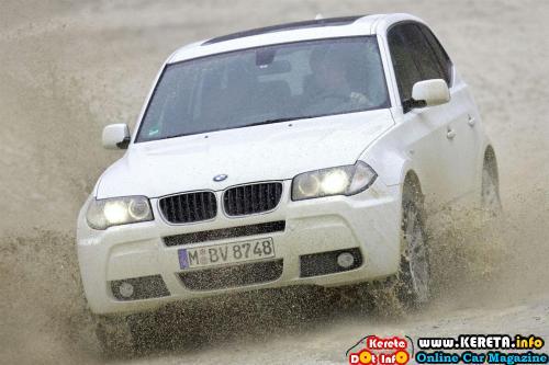 BMW X3 Xdrive18d front2