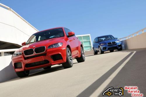 BMW X6 And BMW X5