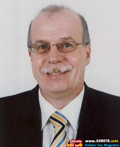 DR EPPLE AS NEW PROTON'S QUALITY DIRECTOR - RESPONSIBLE FOR QUALITY OF PROTON CARS