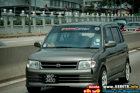 MODIFIED PERODUA KELISA & CUSTOM BODYKIT – KELISA FULL SPECIFICATION