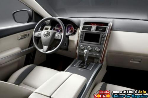 MAZDA CX9 2010 interior